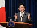 安倍内閣総理大臣記者会見-平成25年12月9日