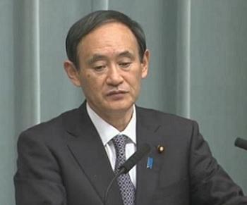 平成25年12月16日(月)午前-内閣官房長官記者会見