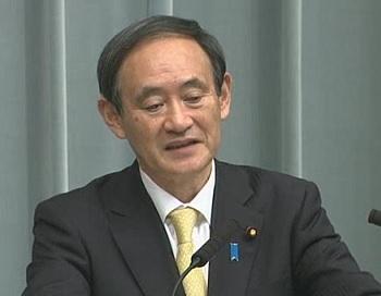 平成25年12月17日(火)午後-内閣官房長官記者会見