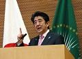 安倍内閣総理大臣アフリカ政策スピーチ-平成26年1月14日