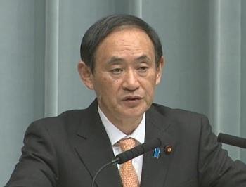 平成26年1月22日(水)午前-内閣官房長官記者会見