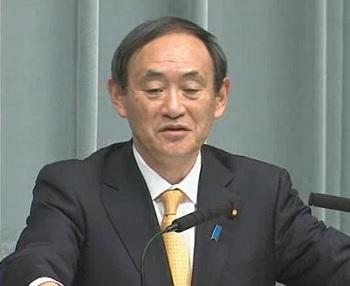 平成26年1月27日(月)午前-内閣官房長官記者会見