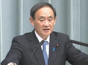 平成26年2月21日(金)午前-内閣官房長官記者会見