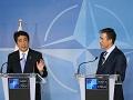日・NATO共同記者会見-平成26年5月6日