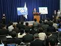 安倍内閣総理大臣記者会見【手話版】-平成26年5月15日