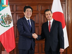 メキシコ訪問-平成26年7月25日~27日