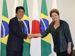 ブラジル訪問-平成26年7月31日~8月2日