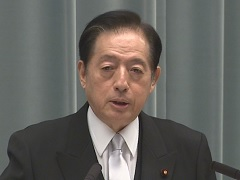 第2次安倍改造内閣閣僚記者会見「太田昭宏大臣」