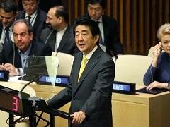 国連気候サミット 安倍総理スピーチ-平成26年9月23日(現地時間)