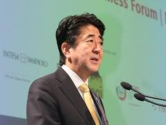 AEBFクロージングセッションにおける安倍総理スピーチ-平成26年10月16日