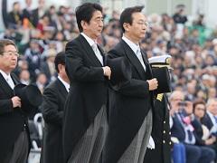 防衛省・自衛隊60周年記念航空観閲式-平成26年10月26日