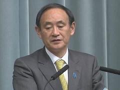 平成26年12月15日(月)午後-内閣官房長官記者会見