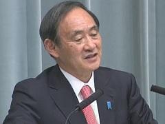 平成26年12月18日(木)午後-内閣官房長官記者会見
