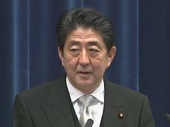 安倍内閣総理大臣記者会見-平成26年12月24日