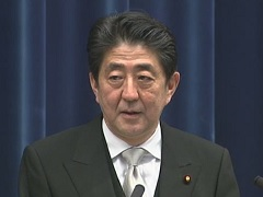 安倍内閣総理大臣記者会見【手話版】-平成26年12月24日