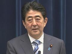 安倍内閣総理大臣記者会見【手話版】-平成27年3月10日