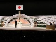 東日本大震災四周年追悼式 内閣総理大臣式辞-平成27年3月11日
