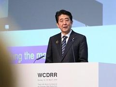 ハイレベル・パートナーシップ・ダイアローグにおける安倍内閣総理大臣スピーチ-平成27年3月14日