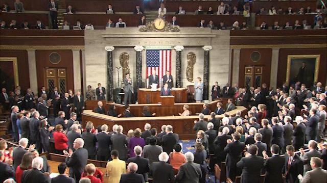 米国連邦議会上下両院合同会議演説-平成27年4月29日(現地時間)