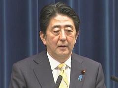 安倍内閣総理大臣記者会見【手話版】-平成27年5月14日