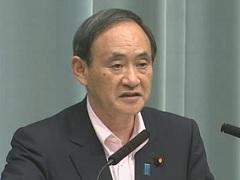 平成27年6月26日(金)午前-内閣官房長官記者会見