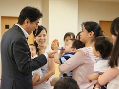 東京都児童相談センター、地域子育て支援センター二葉視察-平成27年7月1日