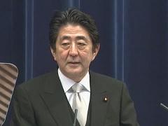 安倍内閣総理大臣記者会見-平成27年10月7日