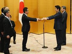 ものづくり日本大賞表彰式及び祝賀会-平成27年11月9日
