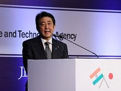 日・インド・イノベーション・セミナー 安倍総理挨拶-平成27年12月11日