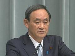 平成28年1月6日(水)午前-内閣官房長官記者会見
