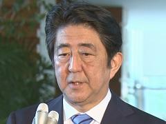 安倍総理会見-平成28年1月6日