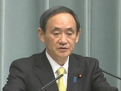 平成28年1月26日(火)午前-内閣官房長官記者会見