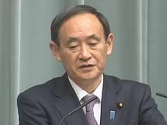 平成28年2月4日(木)午後-内閣官房長官記者会見