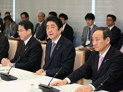 国際的に脅威となる感染症対策関係閣僚会議-平成28年2月9日