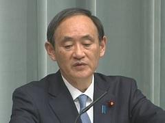 平成28年2月22日(月)午前-内閣官房長官記者会見