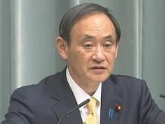 平成28年3月9日(水)午後-内閣官房長官記者会見