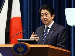 安倍内閣総理大臣記者会見【手話版】-平成28年3月10日