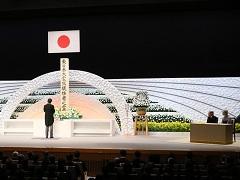 「東日本大震災五周年追悼式」における内閣総理大臣式辞-平成28年3月11日