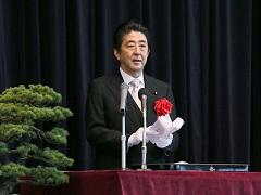海上保安学校卒業式 内閣総理大臣祝辞-平成28年3月19日