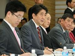 一億総活躍国民会議-平成28年3月25日