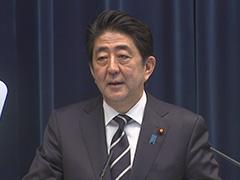 安倍内閣総理大臣記者会見【手話版】-平成28年3月29日