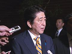安倍総理会見-平成28年4月15日