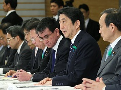 平成28年熊本県熊本地方を震源とする地震非常災害対策本部会議(第10回)-平成28年4月19日
