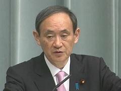平成28年4月26日(火)午前-内閣官房長官記者会見
