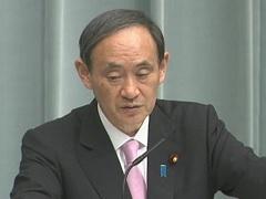 平成28年4月26日(火)午後-内閣官房長官記者会見