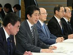 平成28年熊本県熊本地方を震源とする地震非常災害対策本部会議(第18回)-平成28年4月27日