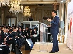 対日投資セミナー 安倍総理スピーチ-平成28年5月4日