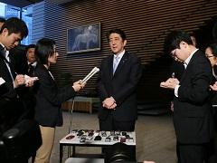 安倍総理会見-平成28年5月17日