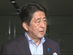 安倍総理会見-平成28年7月2日