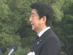 広島市原爆死没者慰霊式並びに平和祈念式あいさつ-平成28年8月6日